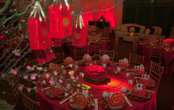 Chinese New Year at Pacific Asia Museum